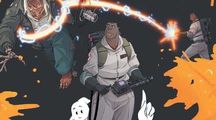 Comic Reviews - Ghostbusters Year One #1