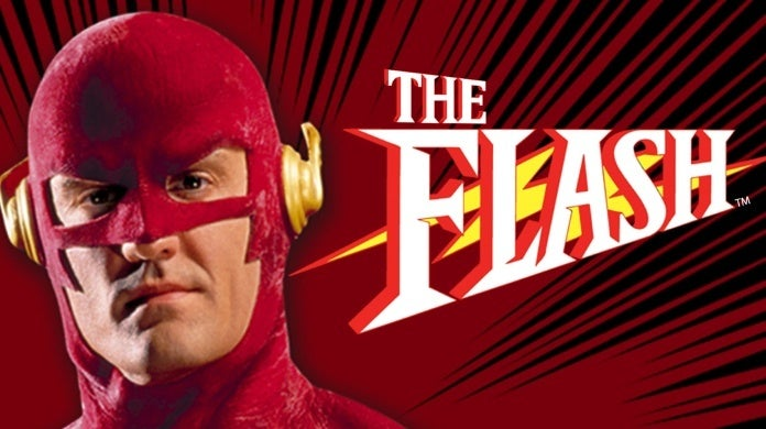 the flash 1990
