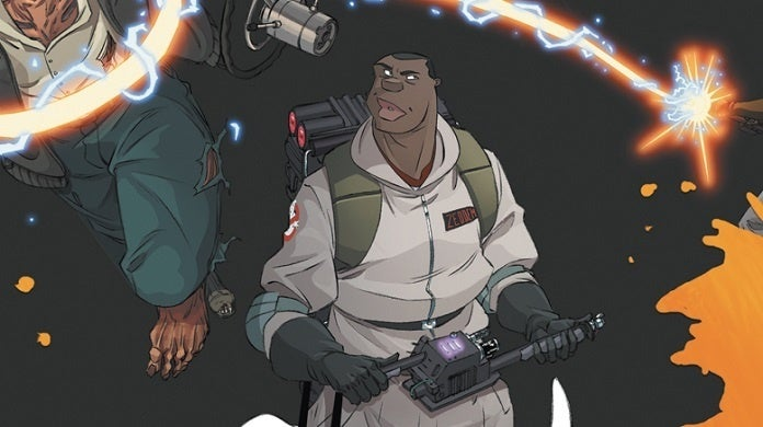 Ghostbusters Year one