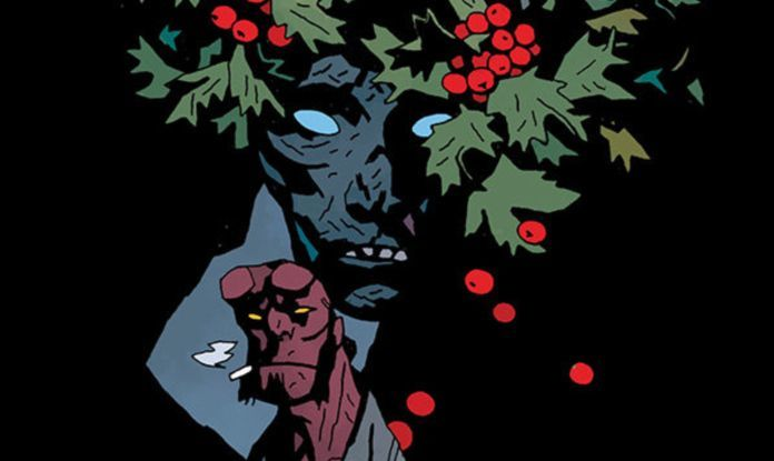 Comic Reviews - Hellboy Winter Special 2019
